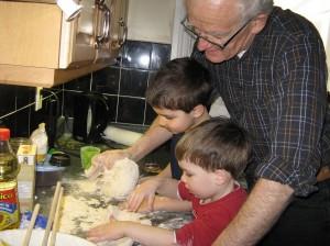 'How-to-make-pizza Discipleship
