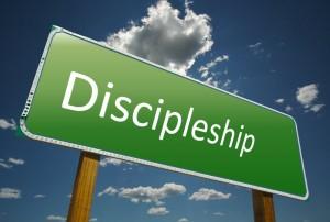 Discipleship sign